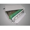 "Cheap 19"" Standard 96 Core Optical Fiber Termination / Terminal Box wholesale"