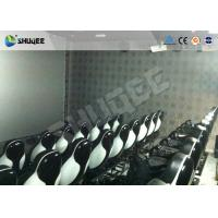 Best Cinema Simulator 5D Movie Theater With Special Design Fiberglass Material wholesale