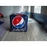 Best 8ft Large Inflatable Square Balloon 540x1080 Dpi High Resolution Digital Printing wholesale