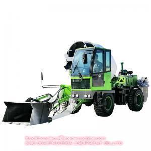 China Yuchai 4102 Euro II 30 km/h Concrete Handling Equipment on sale