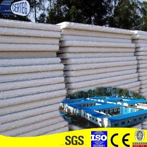 Best Cheap Building Construction Material of PU Sandwich Panel wholesale
