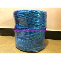 Best 8g/m Professional Blue Polypropylene Twine Recycled Rope Tenacity Over 252KG wholesale