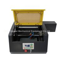 Best Mini 300*200 Desktop Small Co2 Laser Engraving Cutting Machine wholesale