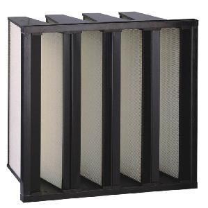 Buy cheap V-Bank HEPA Air Filter from wholesalers
