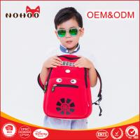Best Cool Children School Kids Cartoon Backpack For Boys Lightweight Shockproof wholesale