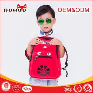 Best Cool Children School Kids Cartoon Backpack For Boys Lightweight Shockproof wholesale
