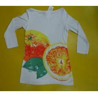 Best Womens Loose Fit T Shirts Three Quarter Length , Comfy Modal Fabric T Shirts wholesale