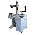Best 30W Coffee Spoon/Bearing/Aluminum Nameplate/Stainless Steel Cylinder Laser Marking Machine wholesale