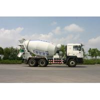 Best 8 / 9 / 10 Cubic Self Loading Concrete Mixing Truck Shanxi Auto (6*4) wholesale
