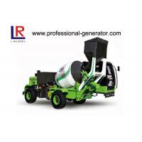 Buy cheap 1.8 Cubic Meters Concrete Mixer Truck with 65kw 4C6 QUANCHAI Engine from wholesalers