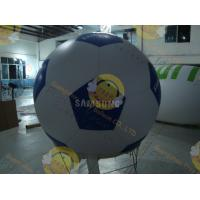 Best Inflatable Advertising Sport Balloons Large Football Shape for Outdoor Events wholesale