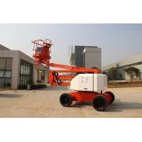 Best Self-propelled Articulating Boom Lift Work Platform With different models wholesale