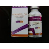 High Purity USP BP Stanozolol Injection , Stanozolol 50 Mg Injectable White Liquid Suspension