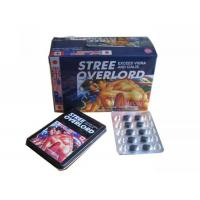 Iron Box Stree Overlord Pills For Accelerate Blood Cell Grow / Sperm Producing