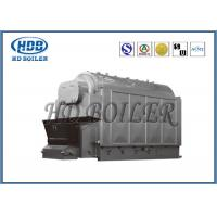 Best High Thermal Efficiency Industrial Biomass Fuel Boiler With Automatic Fuel Feeding wholesale