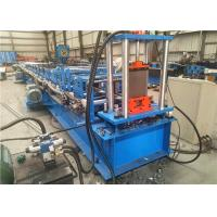 China Galvanized U Channel Automatic Roll Forming Machine / U Purlin Forming Machine on sale