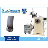 Best Automatic Circular  MIG Steel Pipe Cover Welding Machine with Automatic Rotating Device wholesale