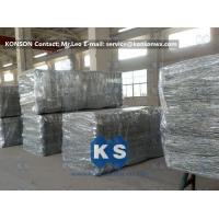 Best Heavy Zinc Galvanised Gabion Basket With Straight / Reverse Twisted Galfan Coated Wire wholesale