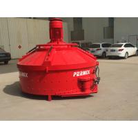 Best Mortar Mixing Heavy Duty Cement Mixer Steel Material 55kw Mixing Power CE wholesale