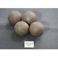 Buy cheap B3 D100MM Grinding Balls For Ball Mill  High Hardness 61-62HRC for Cement Mill / Copper Mines from wholesalers