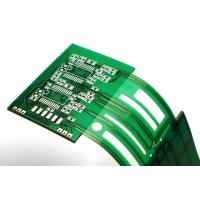 Buy cheap Three Main Types Rigid Flex Circuit Board PET / Polyimide Material 0.25mm from wholesalers