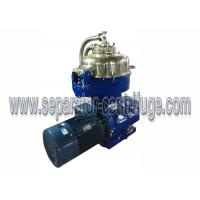 Best High Precision Sieving Starch 3 Phase Decanter Separator For Cassava Corn Wheat wholesale