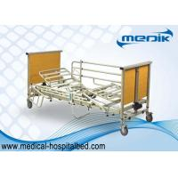 China Electric Folding Nursing Home Beds For Handicapped on sale