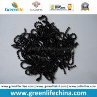 Best Hot Sale 1.0mm Shinny Black Colored Bead Metal Ball Chain wholesale