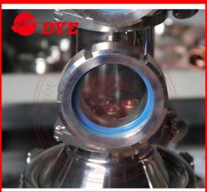 Best Home Distilling Equipment For Milk , Stainless Steel Reflux Column wholesale