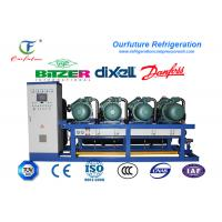 Best Meat Cold Room Compressor Unit Single Stage Energy Controlling System wholesale