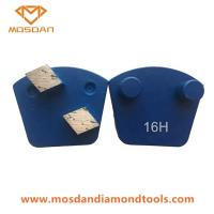 Best Werk Master Double Small Rhombus Diamonds Grinding Disc wholesale