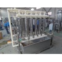 Best Ectric Drinking Water Purifying Machine , 8 Tons Water Purify Plant wholesale