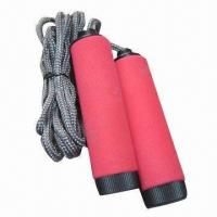 Best EVA Skipping Rope, Made of Cotton and PP, Eco-friendly Feature wholesale