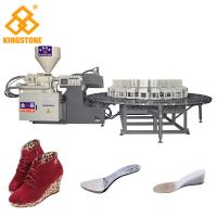 Best CE SGS Certification Rotary Injection Molding Machine For PP Insoles Making wholesale