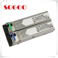 Best 1310/850nm Single Mode Optical Transceiver Module 20km Sfp Transceiver Module 1.25g wholesale