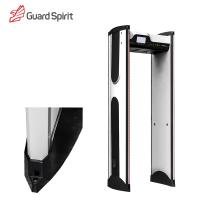 Best Hotel Metal Detector Gate 9.2 Inch Display For Security Body Scanning wholesale