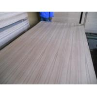 China Natural Burma Teak Fancy Plywood Q/C on sale