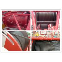 Best Large Capacity Hydraulic Pulling Winch / Hydraulic Overhead  Hoisting Winch wholesale