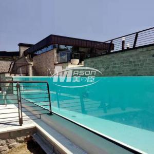 Best Transparent 80mm ThickAcrylicSheetFor Fish TankAquariumSwimming Pool wholesale
