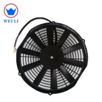 China Mini Powerful AC Fan Motor , 11 Inch Refrigerated 24 Volt DC Hvac Fan Motor on sale