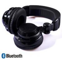 Best Black headset Loud and powerful bass noise cancel Wireless Stereo Bluetooth headphone wholesale