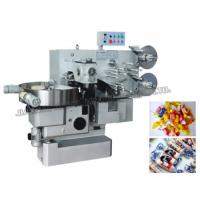 Best Low Noise Automatic Candy Wrapping Machine Manpower Saving Overload Protection wholesale