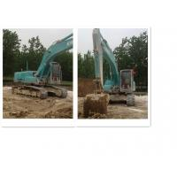 Best Crawler Mini Used Kobelco Excavator Year 2006 , Second Hand Micro Digger wholesale