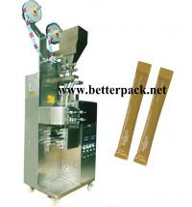 Best Double lane sugar stick packing machine, granule sticks packaging machines wholesale