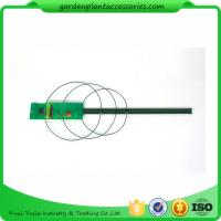 Best Triangle Plastic Coated Steel Garden Stakes For Plant Support wholesale