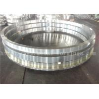 Best Super Duplex Stainless Steel F55 S32760 1.4501 Metal Forgings Rings Rough Machined wholesale