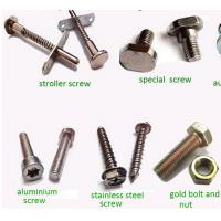 China JTH Home / Motorcycle 304 Stainless Steel Security Screws Hex Socket Head on sale