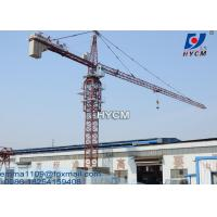 China QTZ6024 60M 2.4T Hammer-head Crane Tower Building Construction Safety Equipment on sale