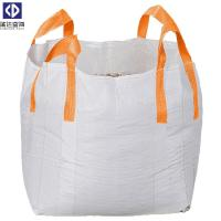 Best Virgin PP Material 1 Ton Tote Bags / Flexible Bulk Container For Packing wholesale