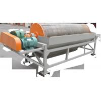 Cheap Magnetic Drum Magnetic Roller Separator Machine For Mining Permanent Type for sale